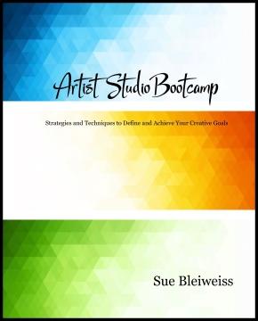 Artist Studio Bootcamp class andbook