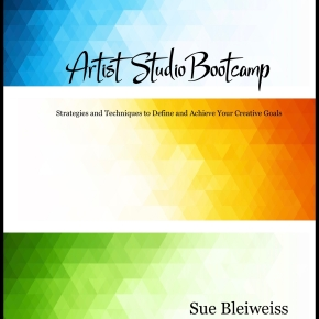 FREE artist studio bootcamp workbook